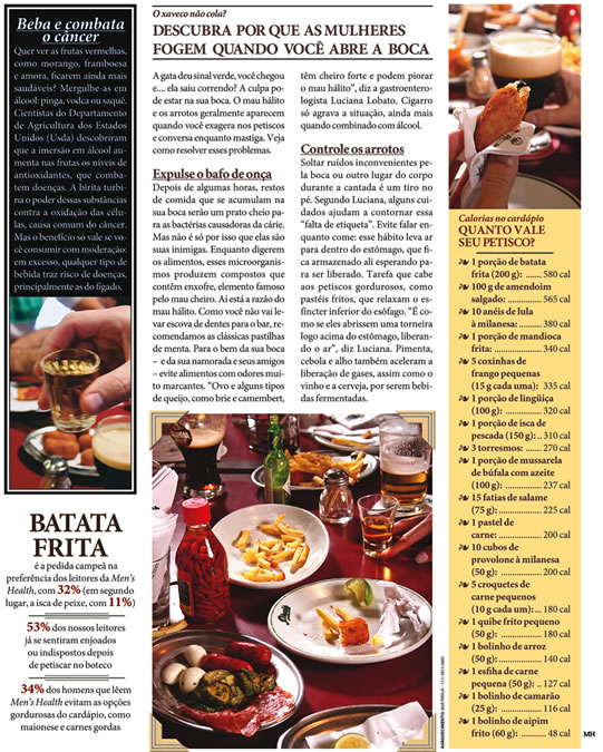 Como fugir do pé na jaca no bar 3/3 - Men's Health Brasil