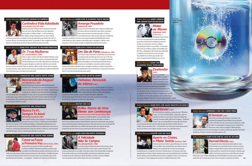 Cinematerapia 2/2 - Men's Health Brasil